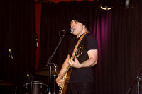 Daniel Lanois at the Basement