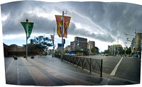 Thunderstorm at Taylor Sq