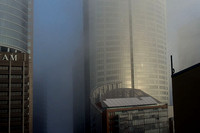 Sydney fog Macquarie St
